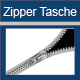Zipper Tasche